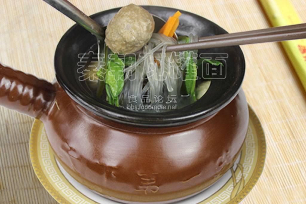 砂锅面的做法 特色砂锅米线的制作方法